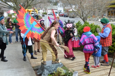 Orcas Island becomes 'Shakespeare Island' this March 23rd