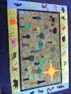Student art rug